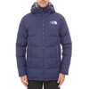 The North Face M's Fossil Ridge Parka Cosmic Blue